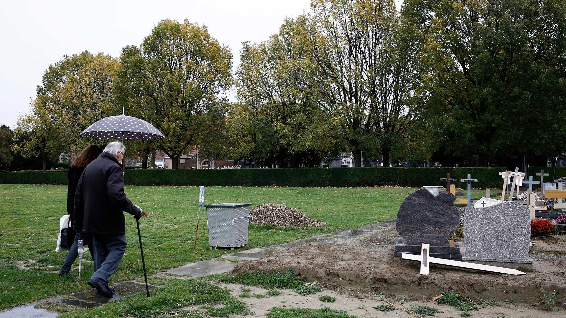 Actualisering regels op begraafplaatsen