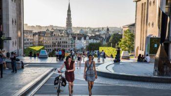 Het taalgebruik in het dagelijkse leven in Brussel