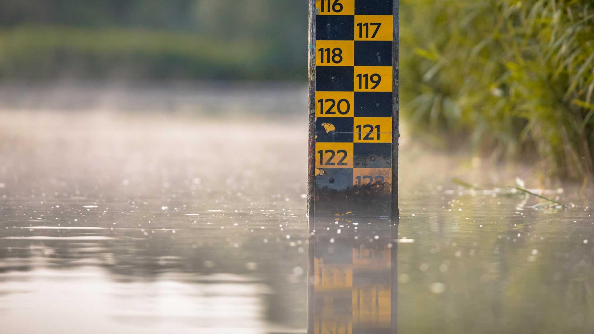 Grondwater is nog niet hersteld van droge zomer