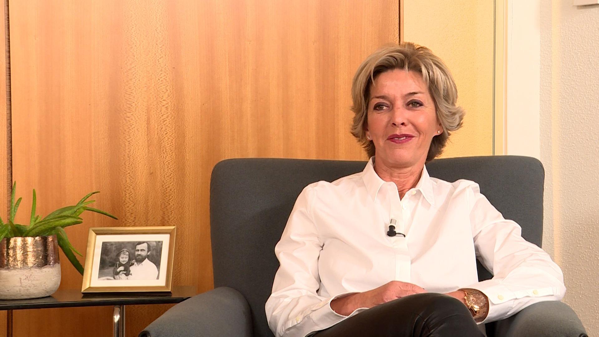 100 kandidaten: Carina Van Cauter (Open Vld)