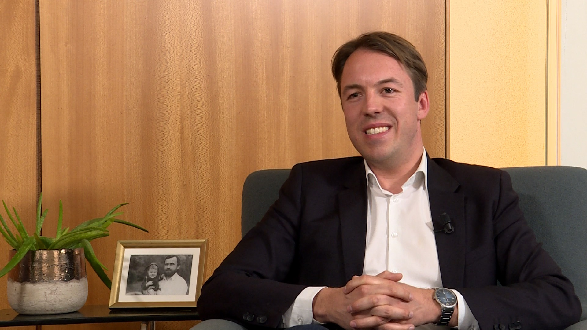 100 kandidaten: Sam van Rooy (Vlaams Belang)