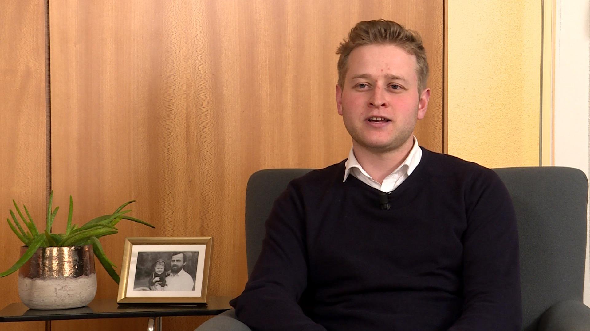 100 kandidaten: Jeroen Van San (N-VA)