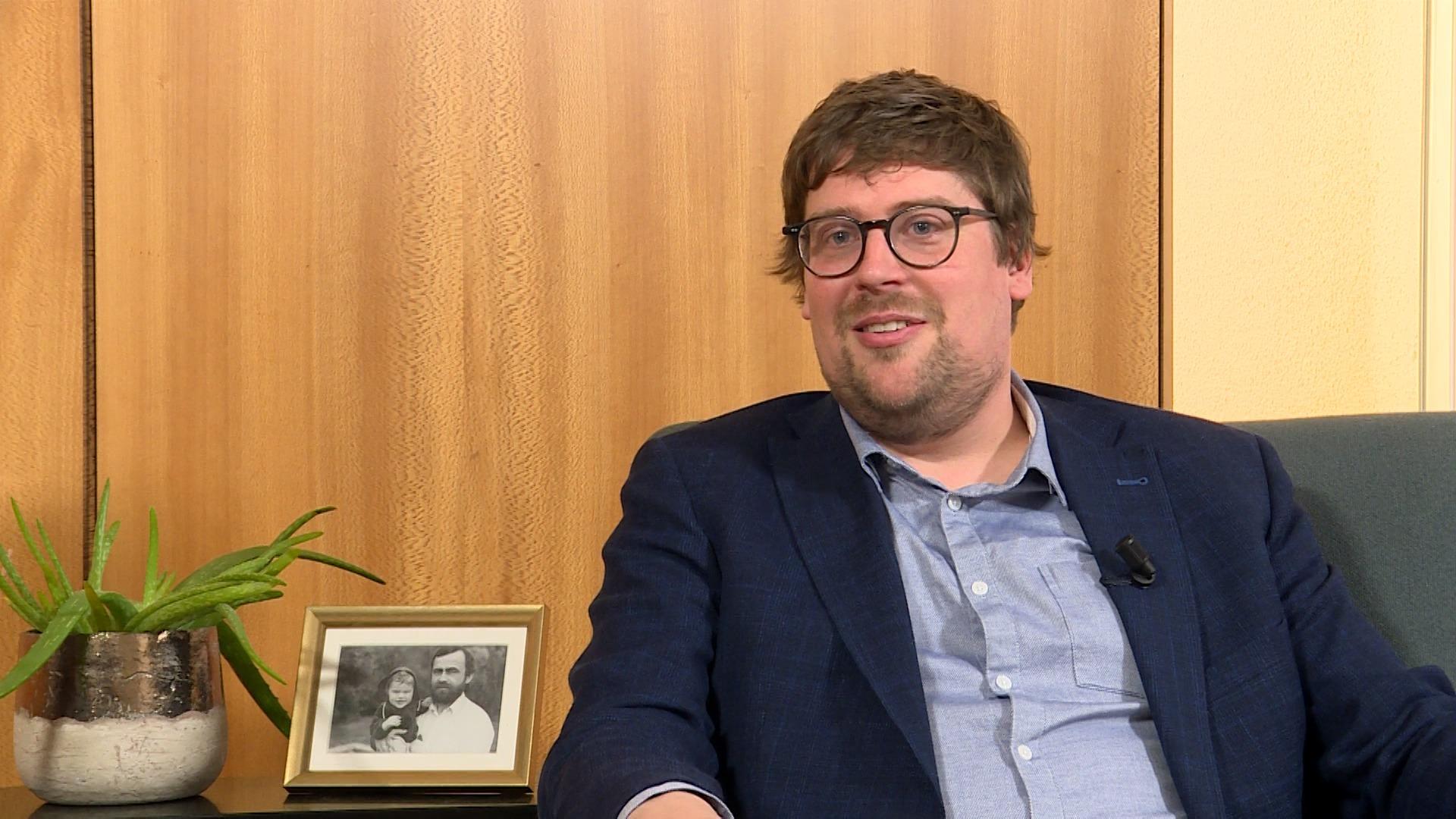 100 kandidaten: Jeremie Vaneeckhout (Groen)