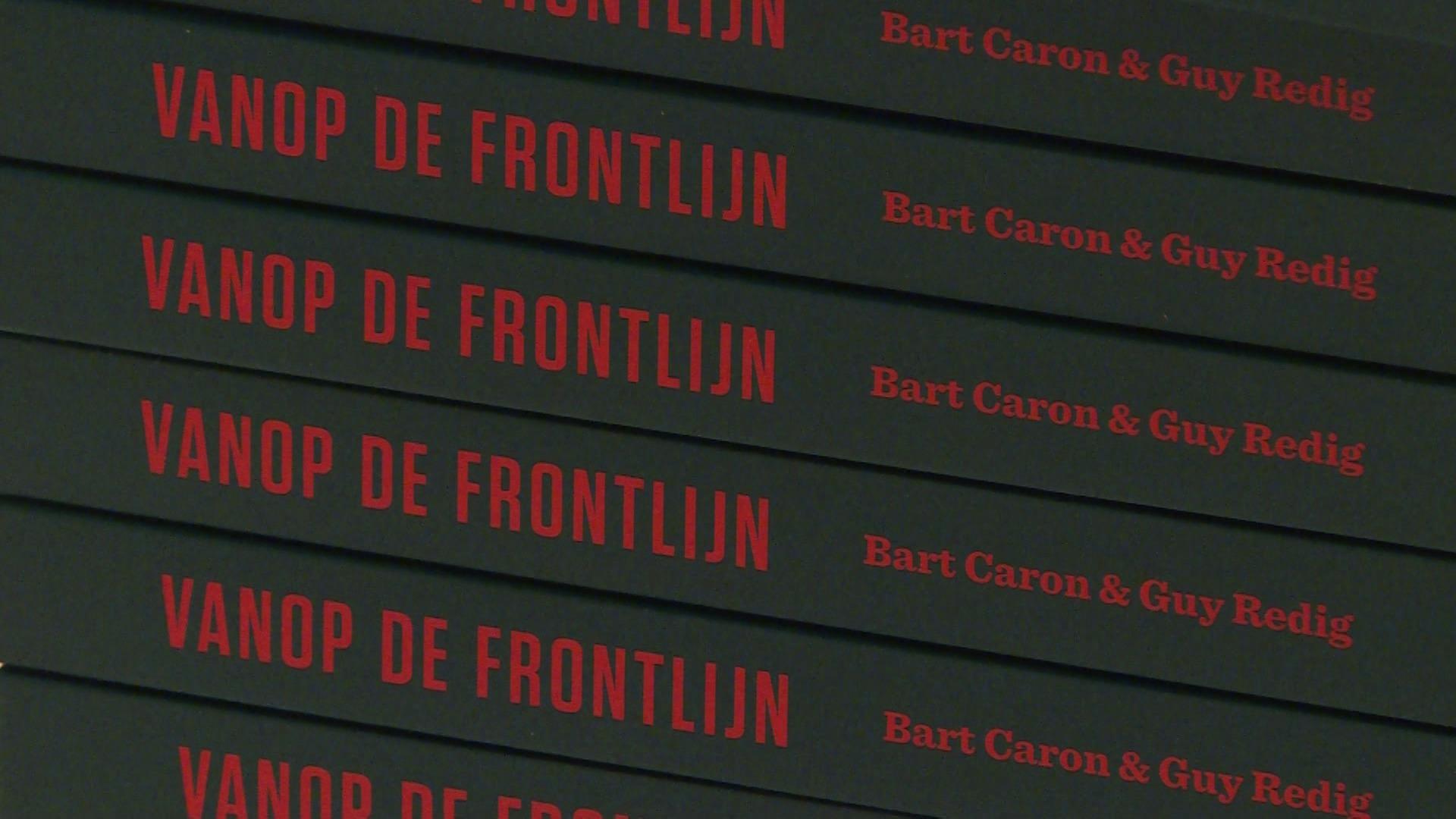 In de wandelgangen: Boekvoorstelling 'Vanop de Frontlijn'