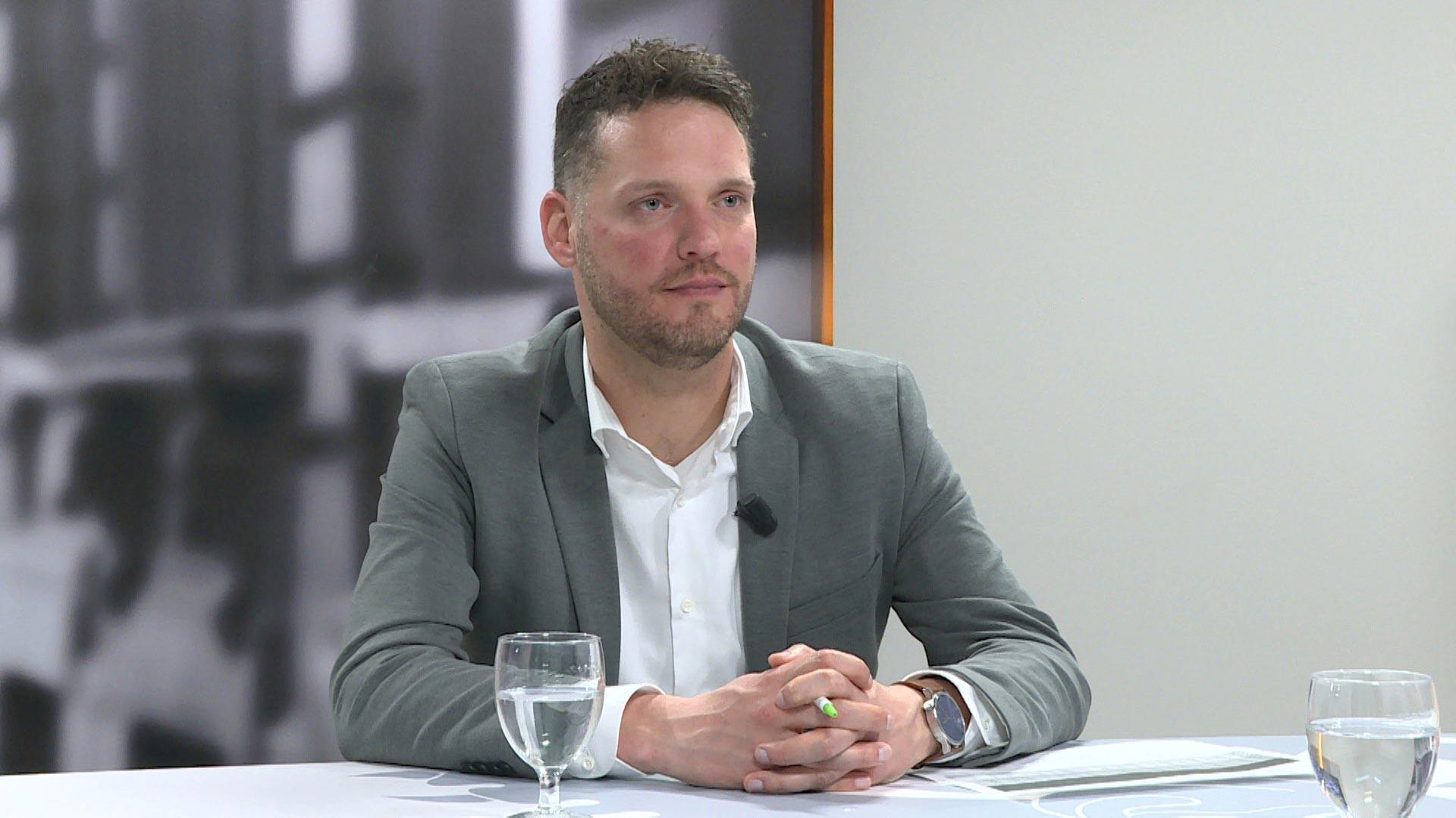 Studio Vlaams Parlement: Orry Van de Wauwer over agressie tegen chauffeurs van De Lijn