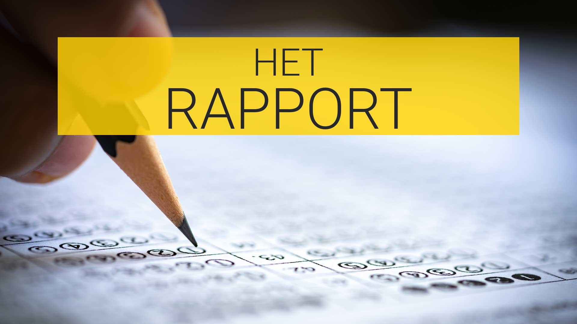 Het Rapport - Joris Vandenbroucke