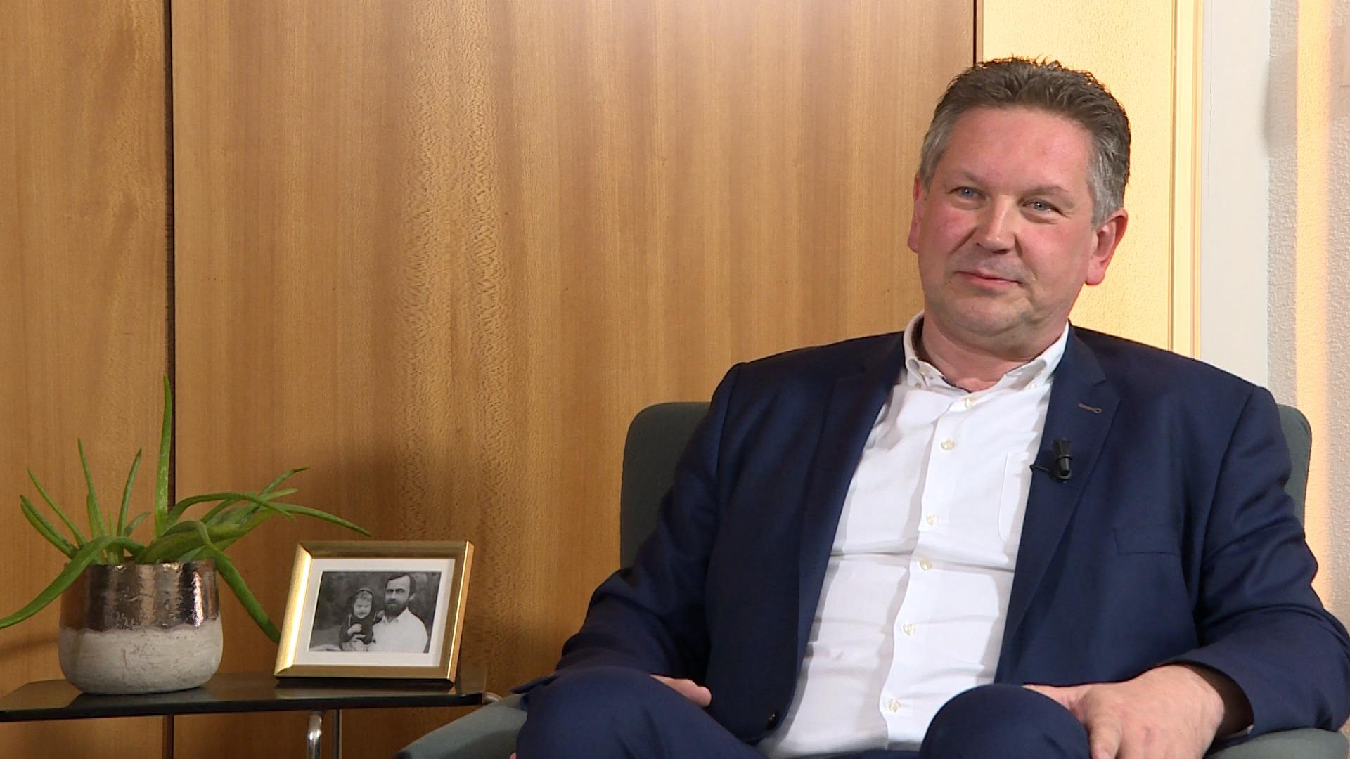 100 kandidaten: Yves Buysse (Vlaams Belang)