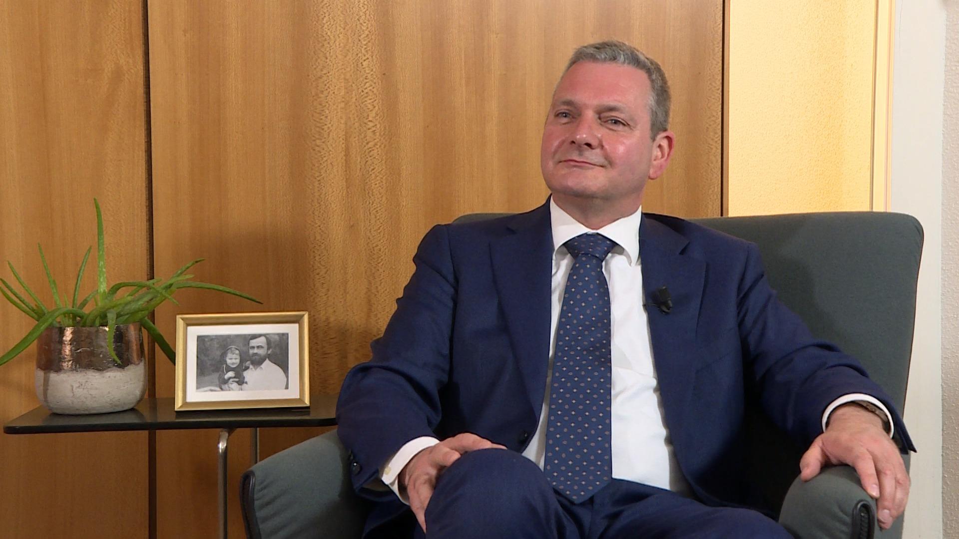 100 kandidaten: Frédéric Erens (Vlaams Belang)