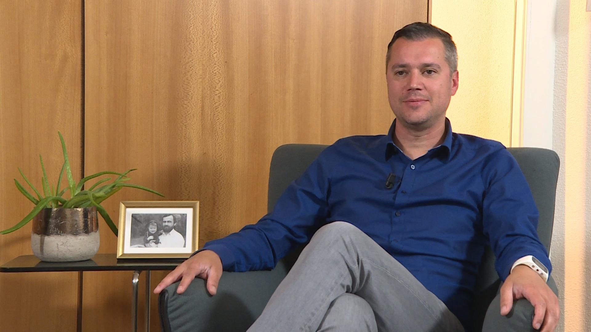 100 kandidaten: Jeroen Tiebout (N-VA)