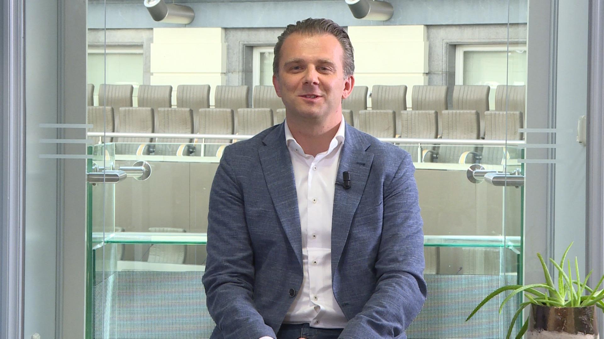 Nieuwe Leeuwen - Kristof Slagmulder (Vlaams Belang)