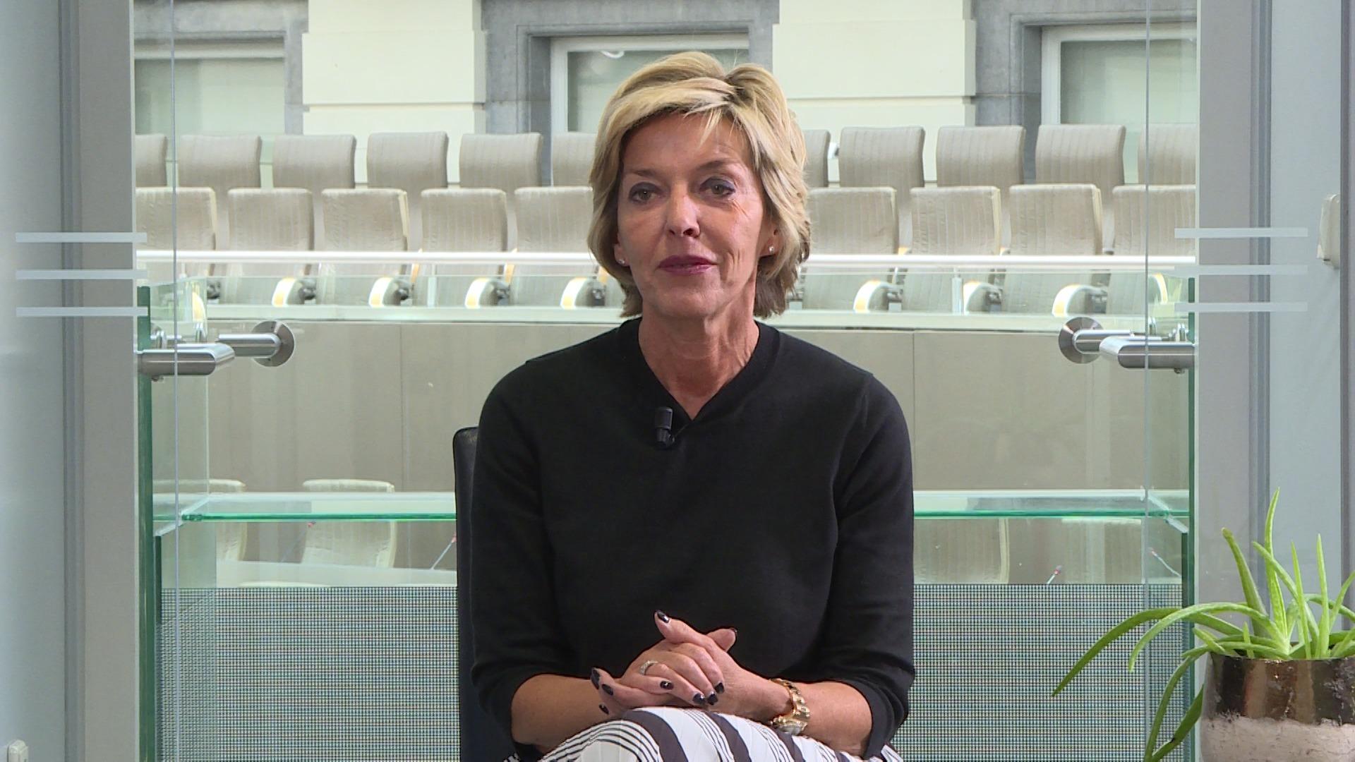 Nieuwe Leeuwen - Carina Van Cauter (Open Vld)