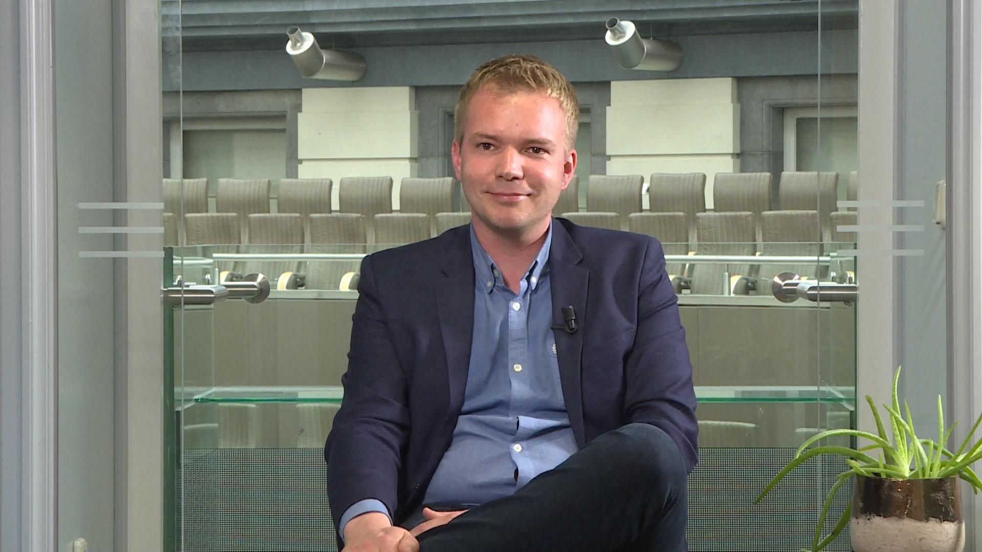Nieuwe Leeuwen - Klaas Slootmans (Vlaams Belang)