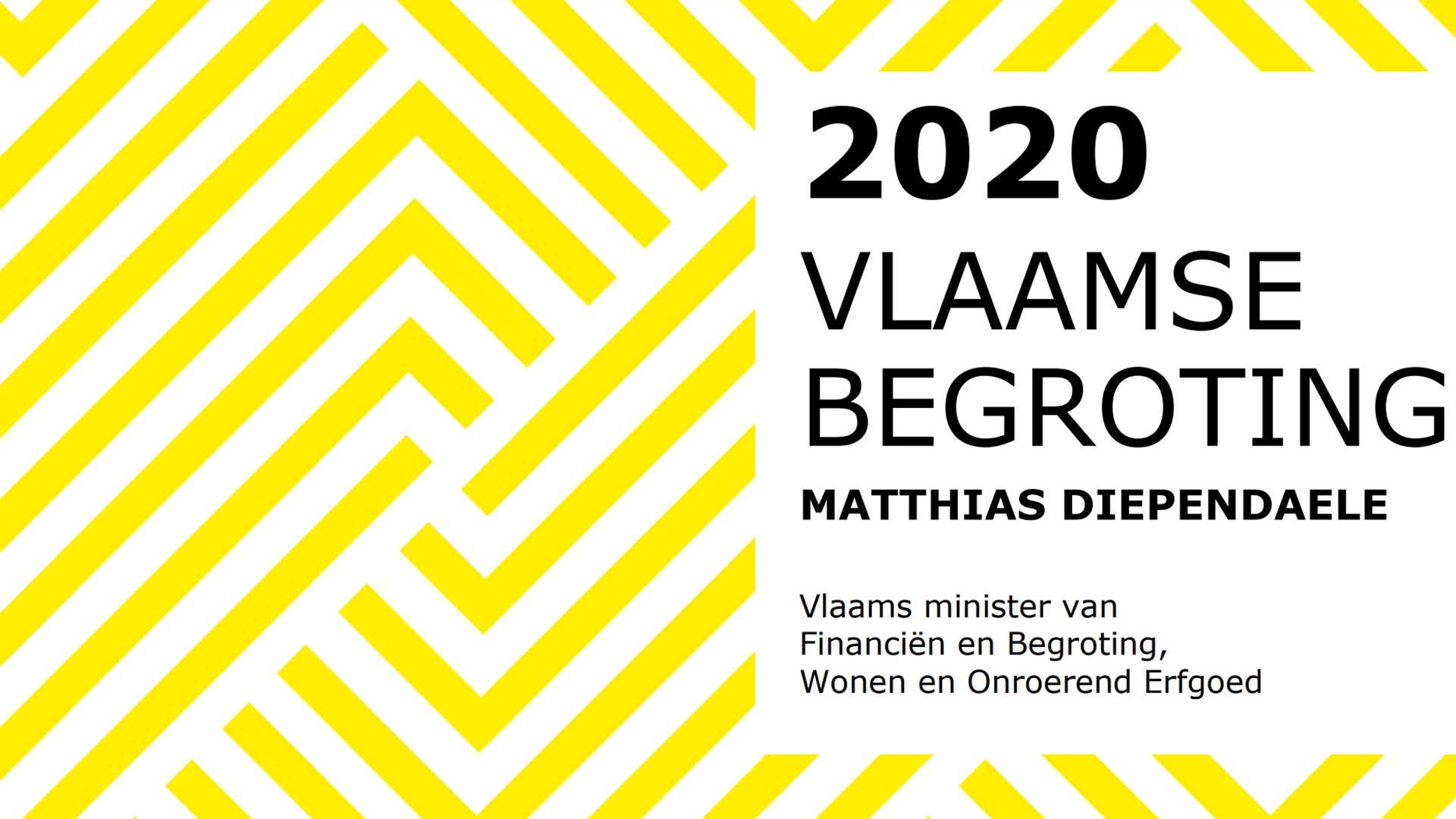 Meerjarenraming 2020 - 2024