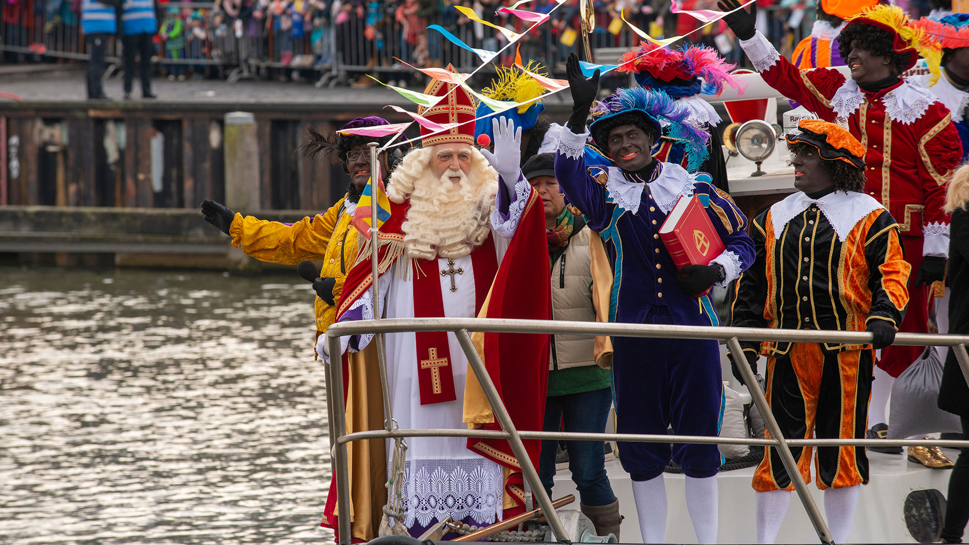 Immaterieel Cultureel Erfgoed - Sint en Zwarte Piet