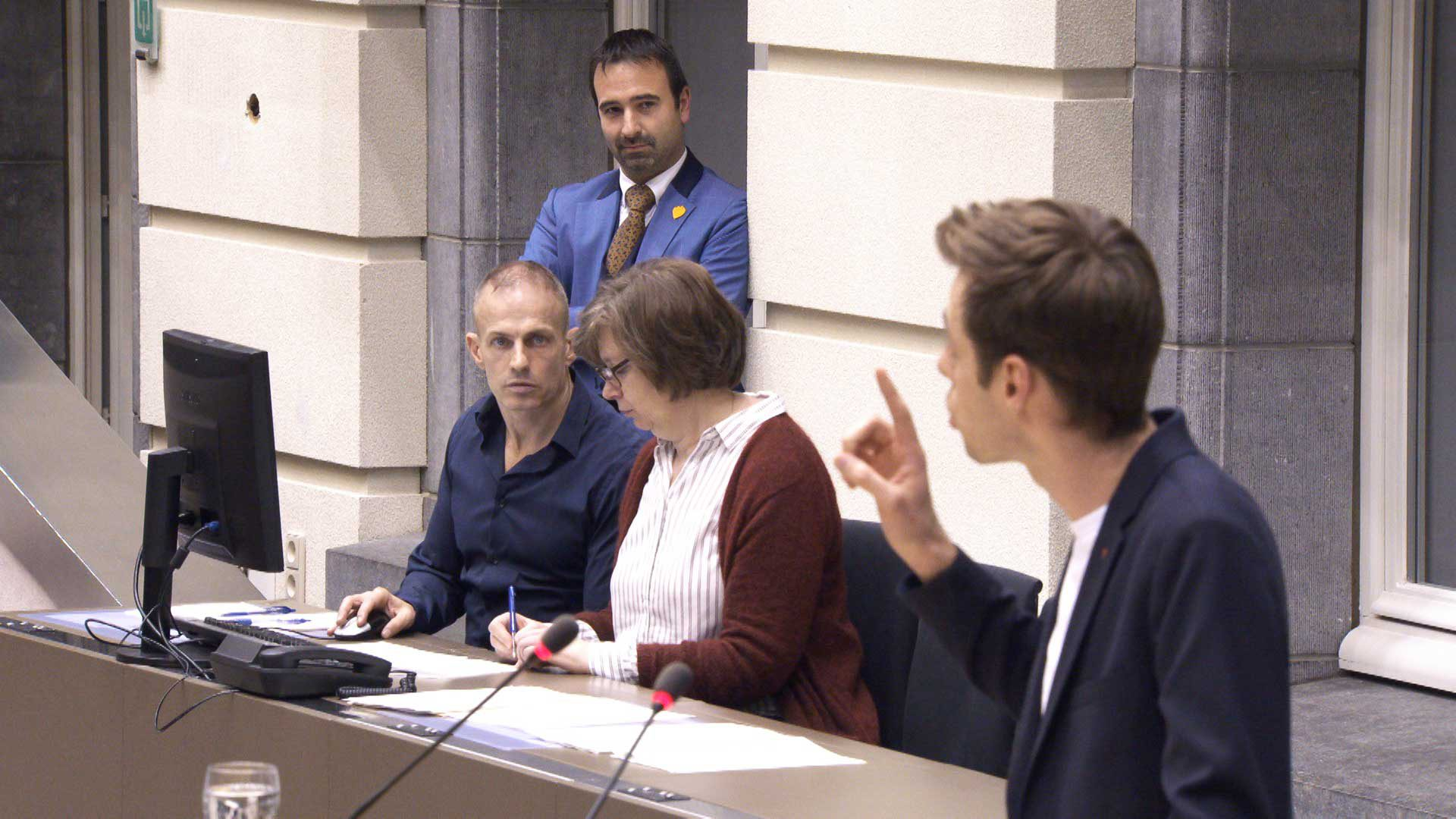 Begrotingsdebat over mobiliteit en openbare werken
