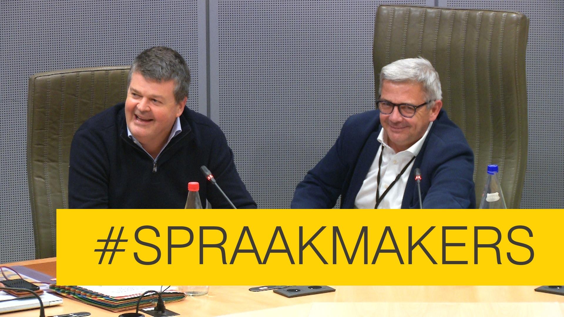 #spraakmakers: 'Ik zie minister Somers al op een wagen staan op de pride' - Kris Van Dijck (N-VA)