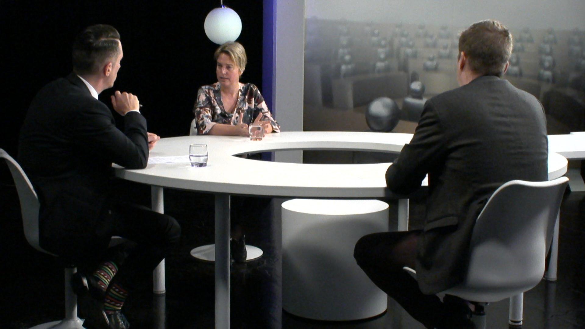 """#spraakmakers: """"Heropbouw van een woning in lintbebouwing moet men niet fiscaal stimuleren"""" - Hannes Anaf"""