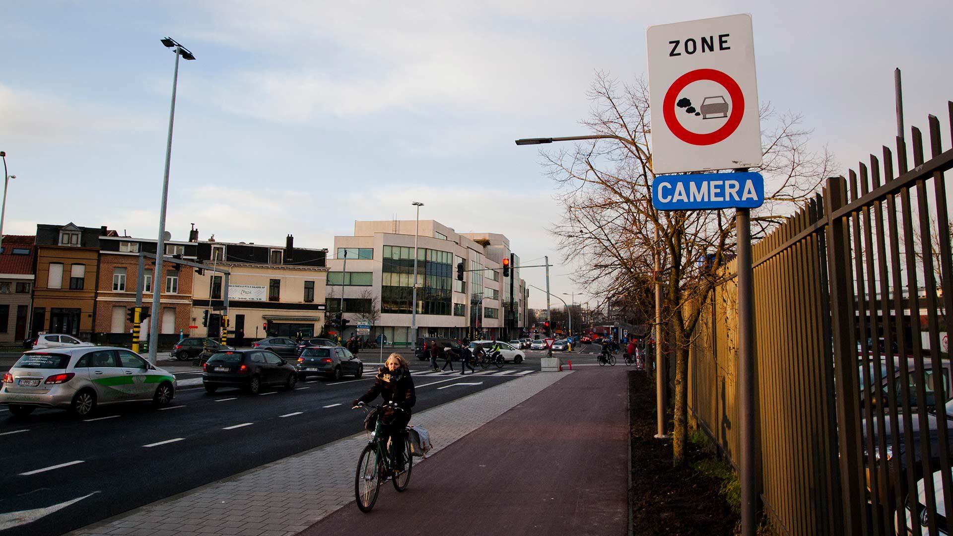 LEZ - Lage Emissiezone Antwerpen
