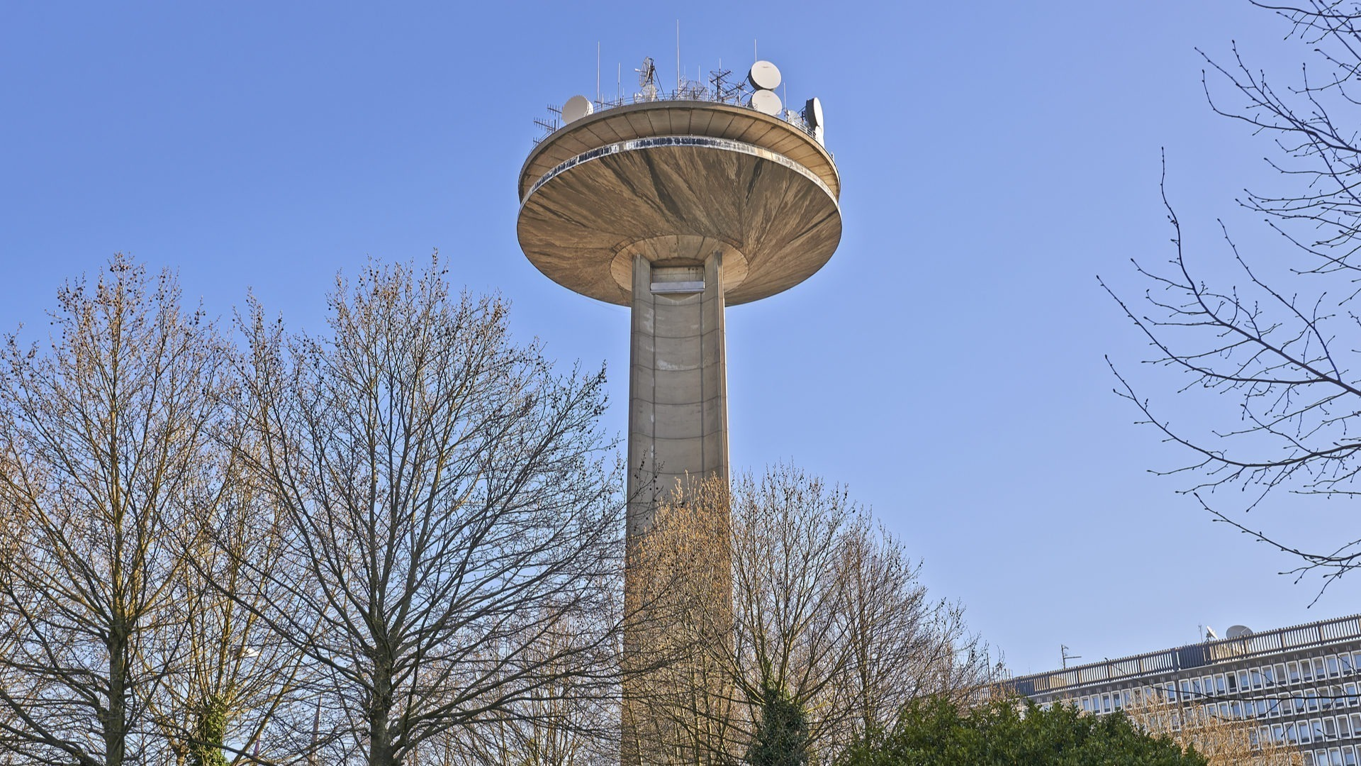 VRT-toren Reyerslaan