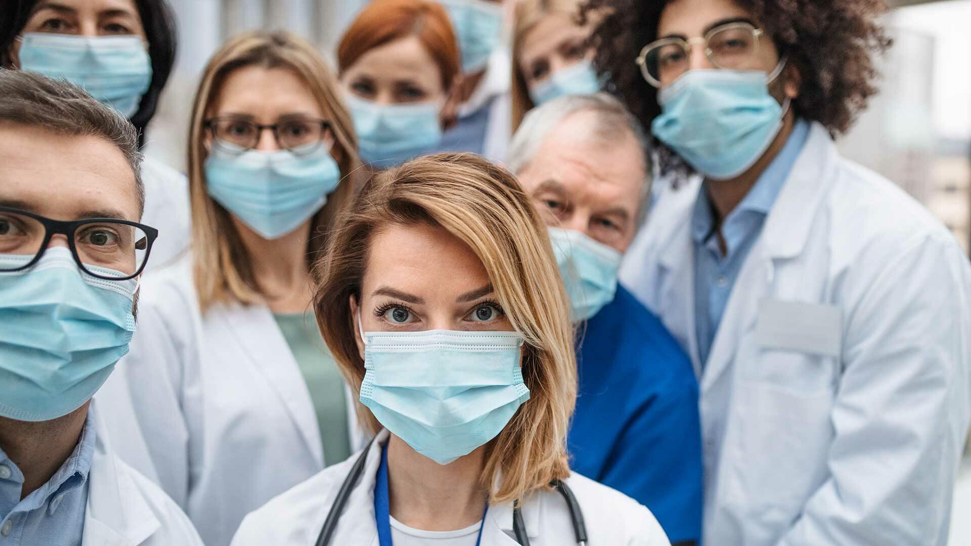 Coronavirus - Verplegend personeel
