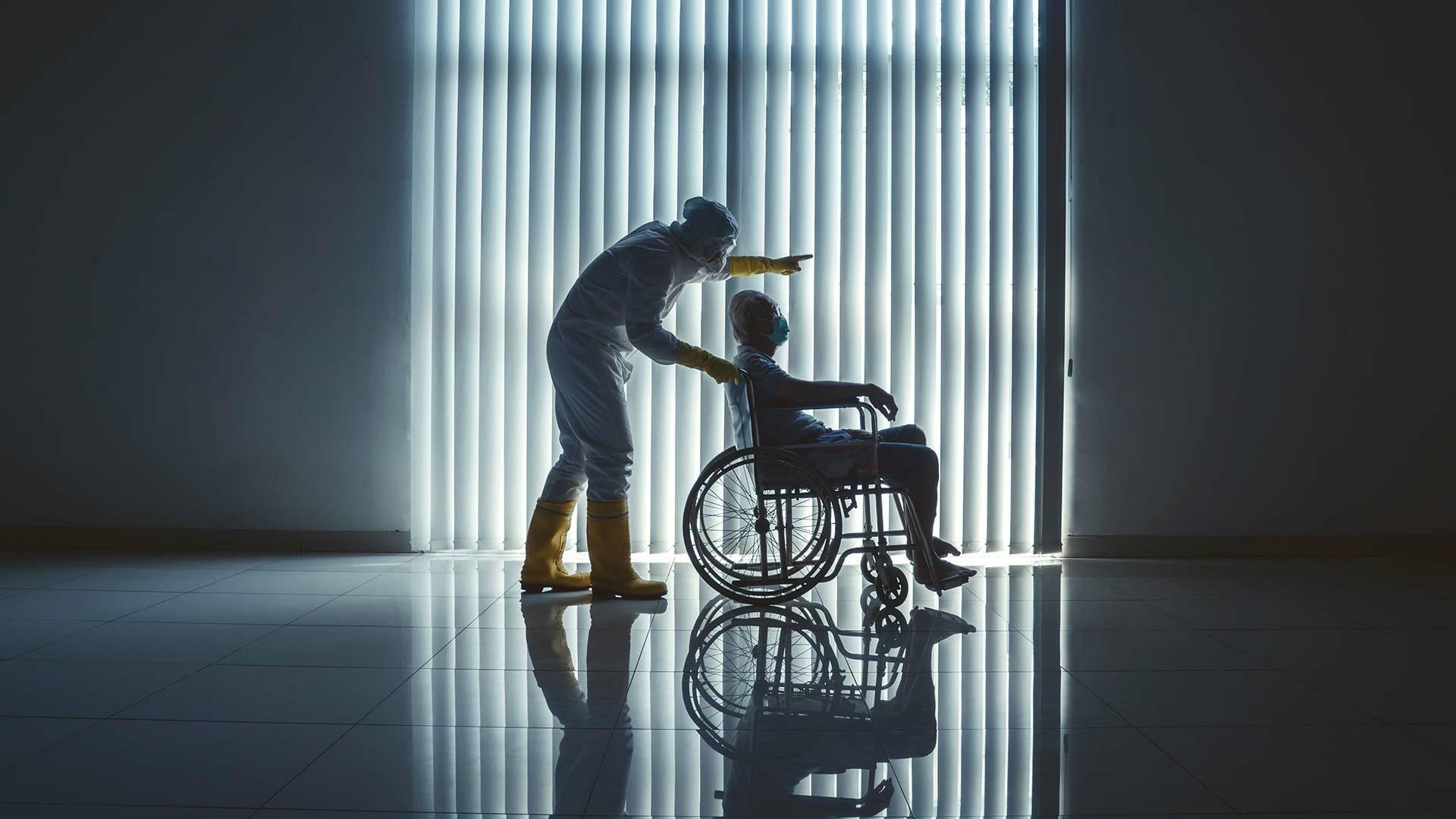 Covid-patiënten uit woonzorgcentra