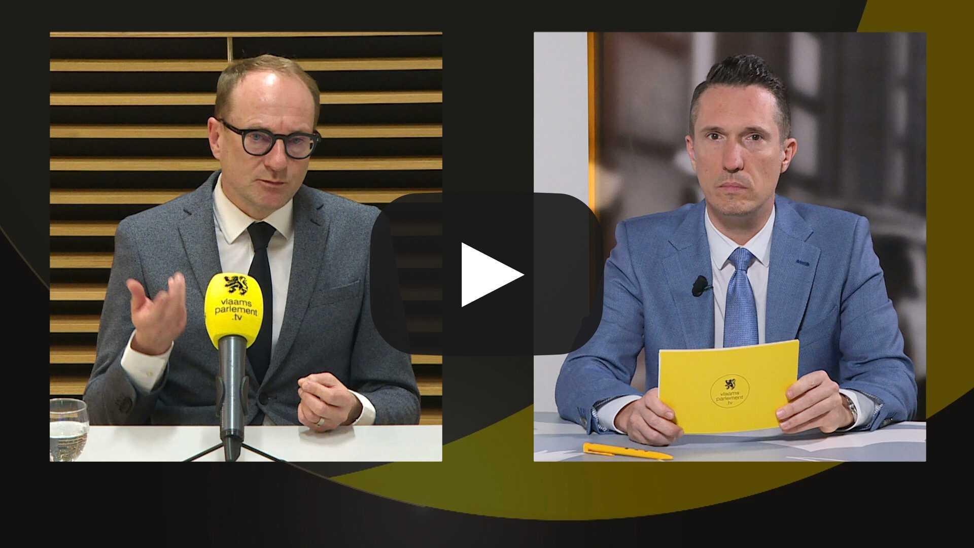 Ben Weyts, Vlaams minister van Onderwijs