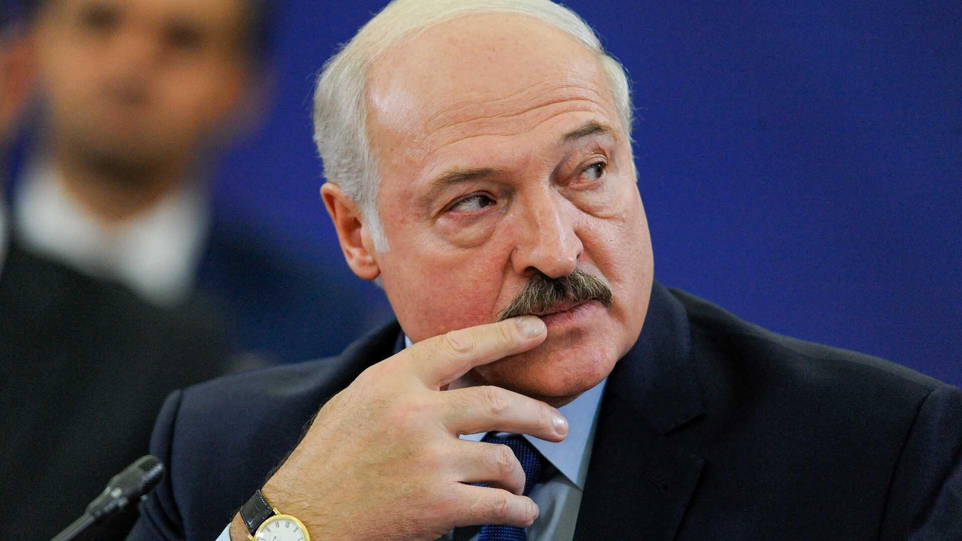 president Loekasjenko