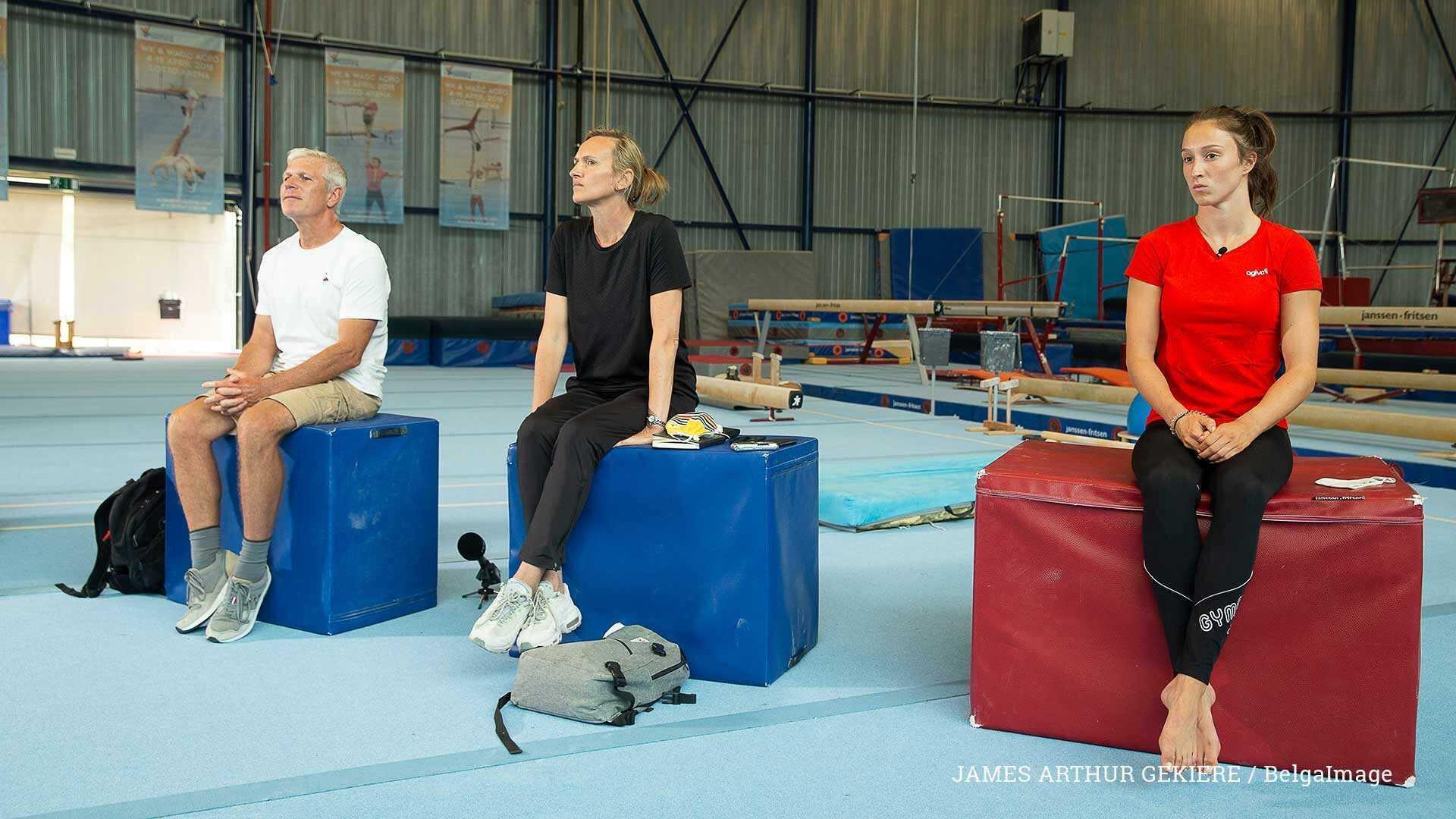 Misbruik in Gentse topsportschool