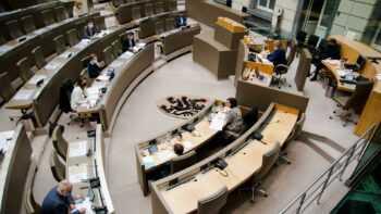 Werkgroep Institutionele Hervorming - hoorzitting - staatshervorming