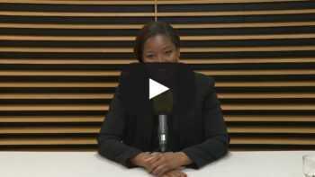 """#spraakmakers: """"Wij willen dat enkel de immuniteit vermeld wordt op het certificaat"""" - Assita Kanko"""