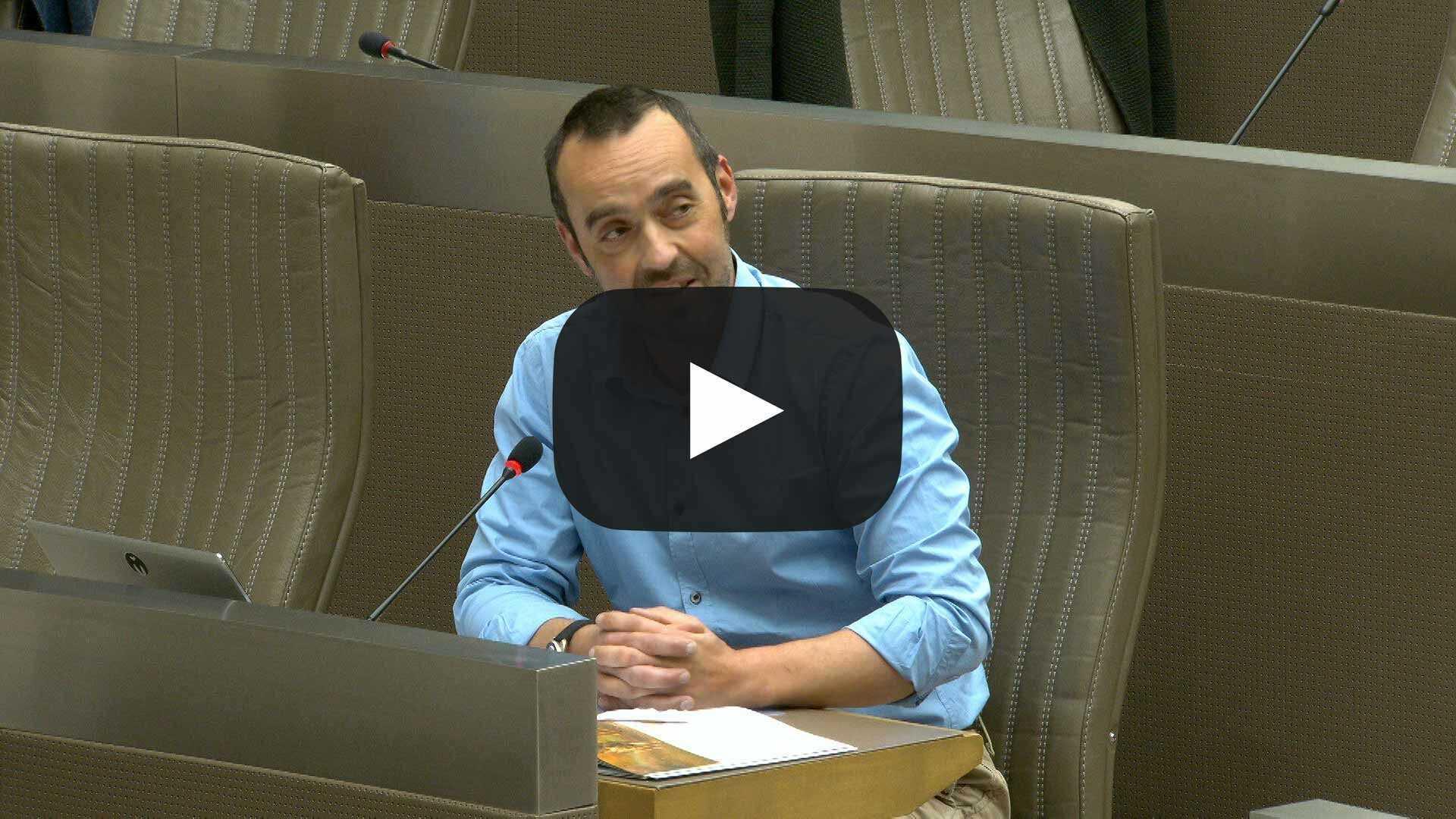 """#spraakmakers: """"Het is niet zo simpel om vanuit een F16 een konijn te raken"""" - Bruno Tobback"""