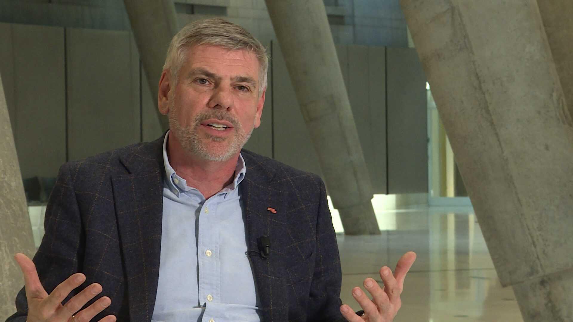 25 jaar Vlaams Parlement met Filip Dewinter