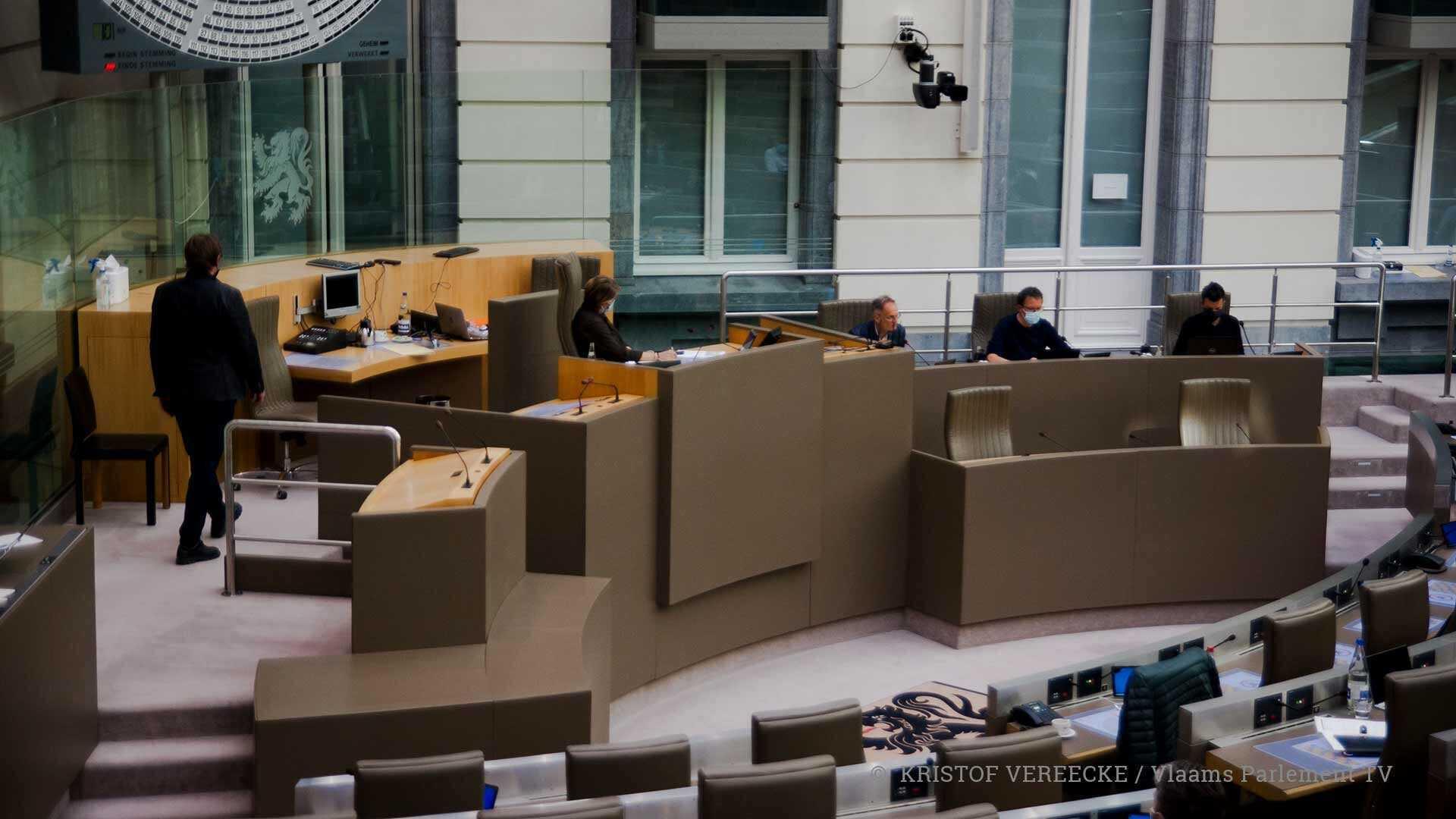 Nieuwe staatshervorming: hoorzitting over het arbeidsmarktbeleid
