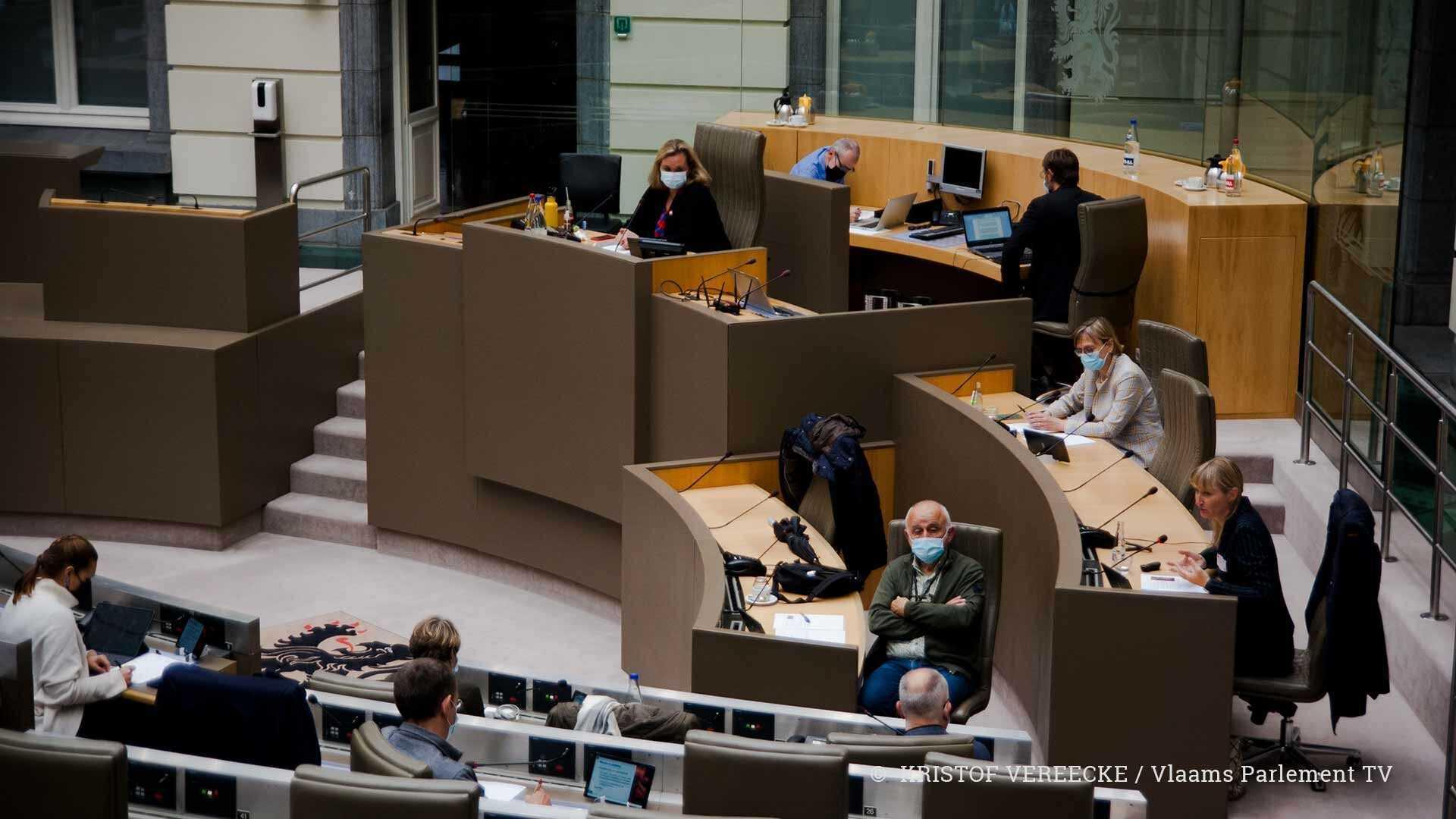 Werkgroep Institutionele Zaken - Mobiliteitsbeleid - Jan Peumans