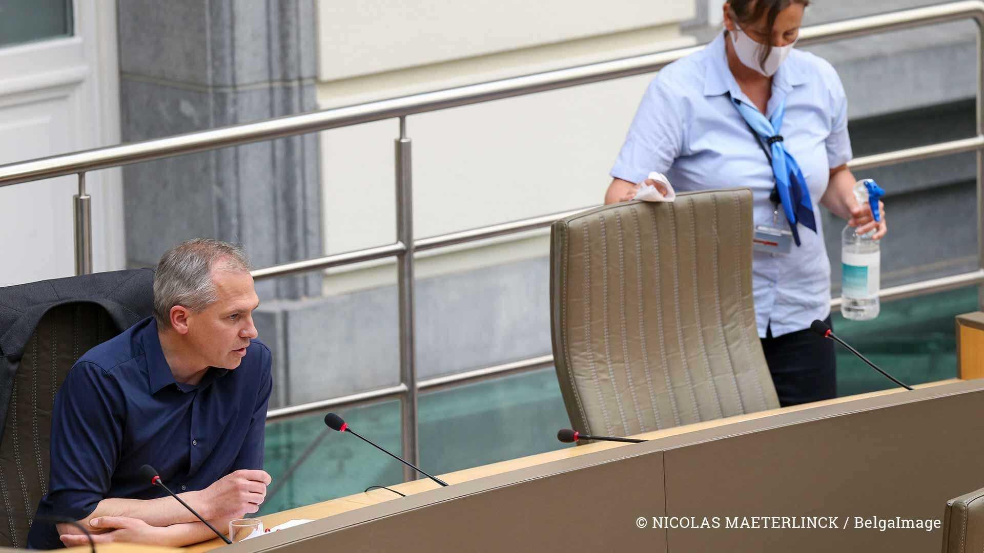Vlaams Parlement keurt begrotingscontrole goed