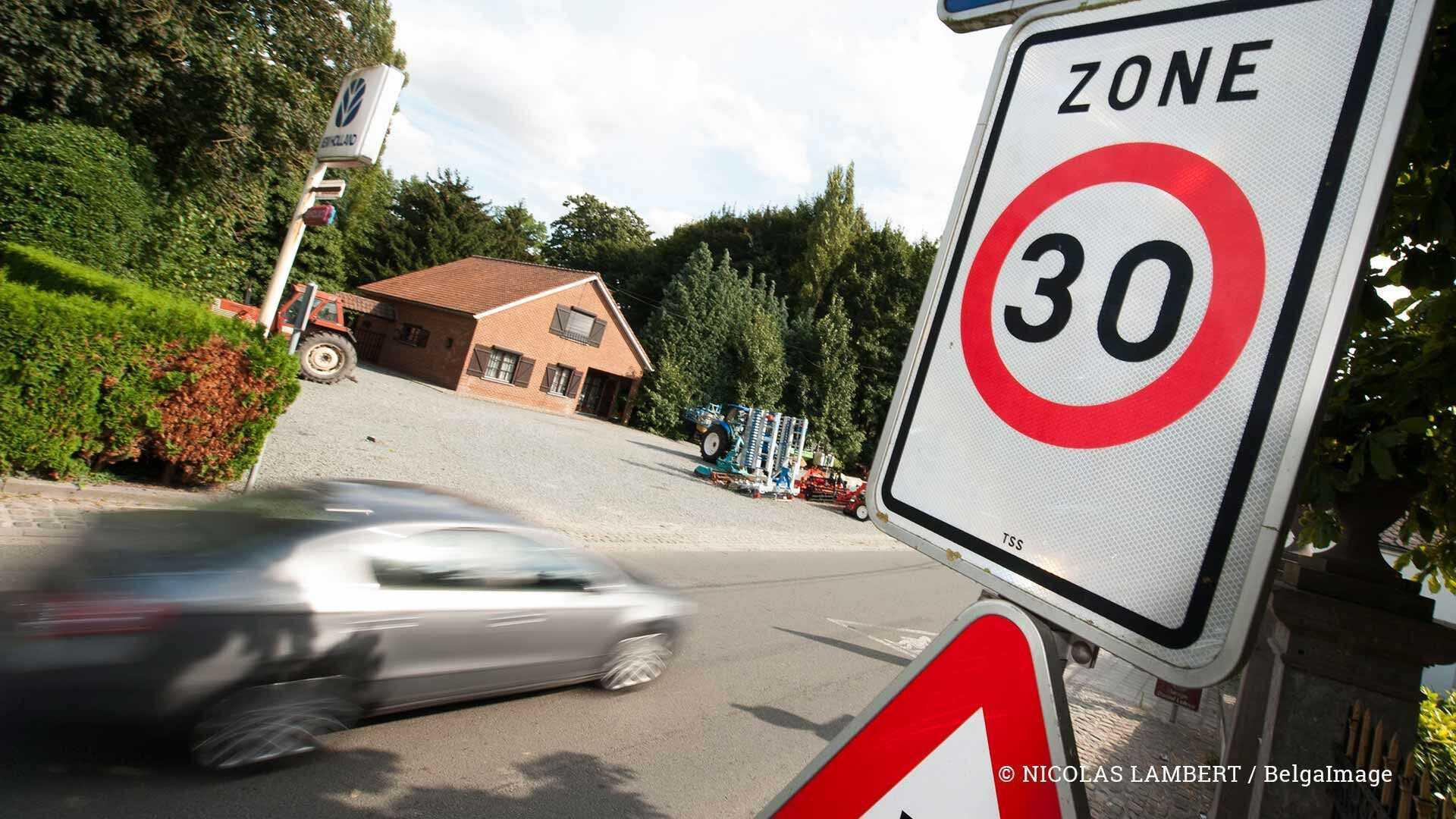 Aanpak van gevaarlijke punten op schoolroutes