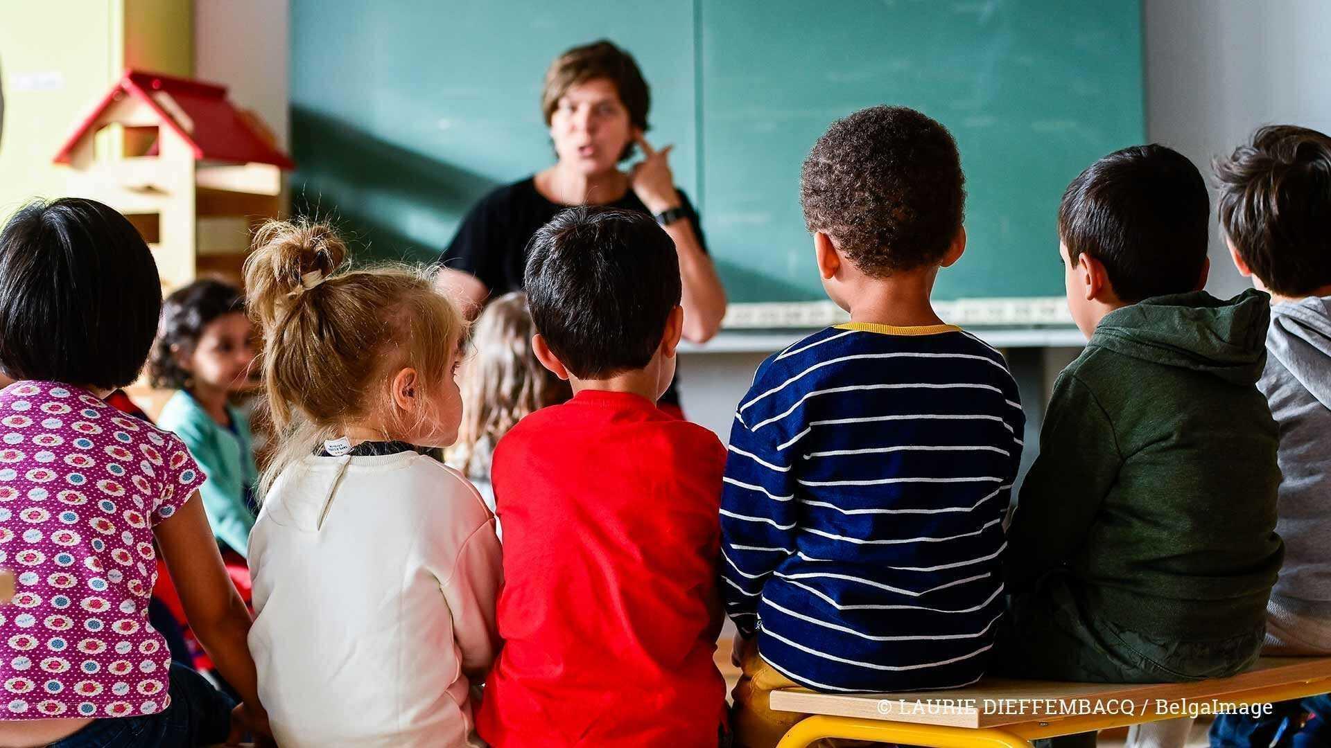 Brussels Nederlandstalig onderwijs