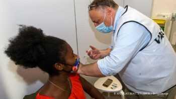 De coronavaccinatiegraad bij leerlingen